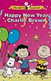 Peanuts: Happy New Year Charlie Brown (Clam) [VHS] [Import]