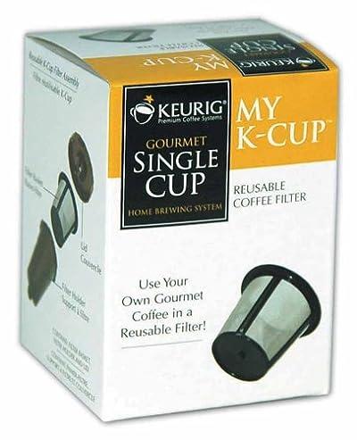 Keurig キューリグ My K-Cup Reusable コーヒーフィルター 並行輸入品