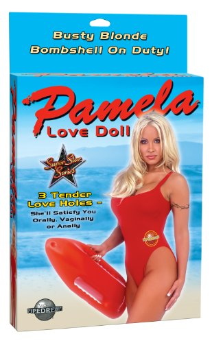 Pipedream Products Pamela Love Doll, Flesh
