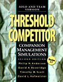 Threshold competitor:companion management simulation - solo and team version - Version 2.1