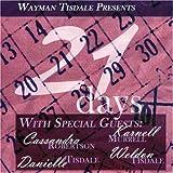 echange, troc Wayman Tisdale - 21 Days