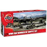 Airfix A05330 WWII RAF Bomber Re-Supply Set, 1:72 Scale by Airfix