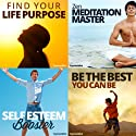 Powerful Self-Growth with Hypnosis Bundle: Become Your Absolute Best, with Hypnosis  by Hypnosis Live Narrated by Hypnosis Live