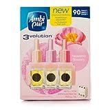 Ambi Pur 3Volution Refill Heavenly Flower 20ml (2 Packs)