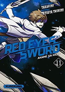 Red Eyes Sword - Akame Ga Kill ! Edition simple Tome 11