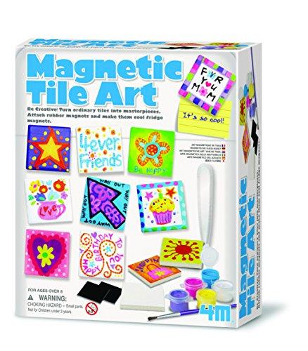 4m-magnetic-tile-art
