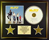 MCFLY/CD DISPLAY/LIMITED EDITION/COA/WONDERLAND