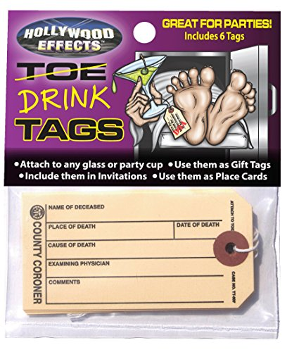 Toe / Drink Tags