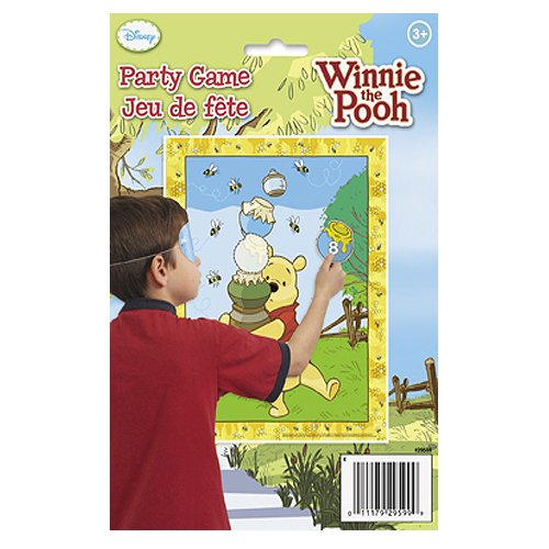 Winnie the Pooh Party Game