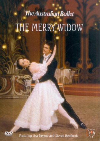 The Merry Widow - The Australian Ballet [1993] [DVD]