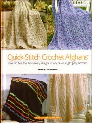 Title: QuickStitch Crochet Afghans