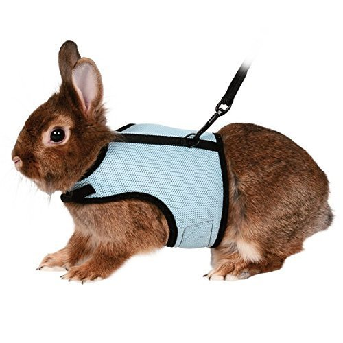 Trixie-Soft-Harness-With-Lead-To-Fit-Rabbits
