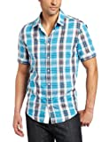 514HSP8phOL. SL160  Hugo Boss Mens Cliffie Shirt