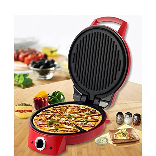 Wonderchef Italia Pizza Maker (Red)