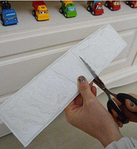 Gyx piastrelle impermeabile modello solido paraurti - Piastrelle autoadesive ...
