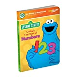 LeapFrog LeapReader Junior Book: Sesame Street Cookie Monster's First Book of Numbers (works with Tag Junior)