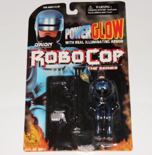Original RoboCop Power Glow with illuminating armor - 1