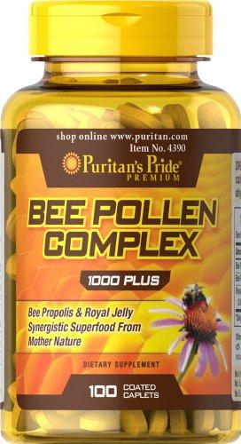 Bee Pollen Vitamins