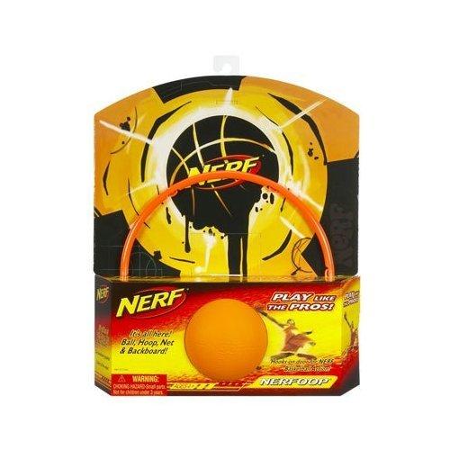 Nerfoop Nerf Basketball Hoop, color may vary
