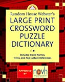 Random House Websters Large Print Crossword Puzzle Dictionary
