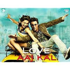 Love Aaj Kal CD