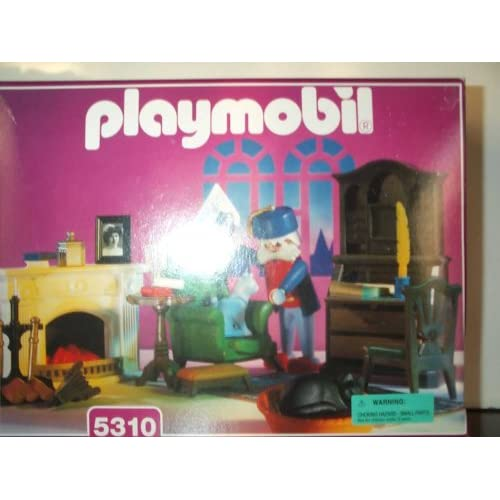 Amazon.com: Playmobil 5310 Parlor Room