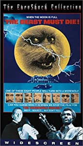 Beast Must Die [VHS] [Import USA]