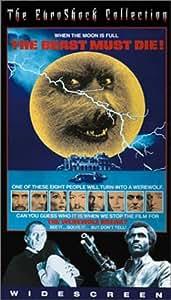 Beast Must Die [VHS] [Import USA]