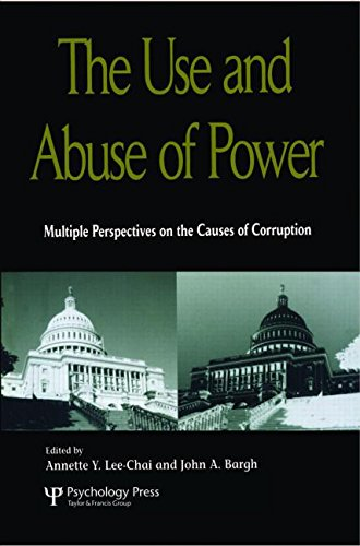 the use and misuse of power in Also misuse of power because in the government offices not necessarily in usa but others countries in the world have a lot of corruption for which there is misuse of power done by the government.