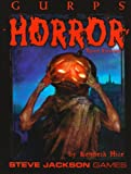 GURPS Horror (1556344538) by Hite, Kenneth