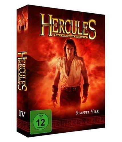 Hercules - Staffel 4 (6 DVDs)