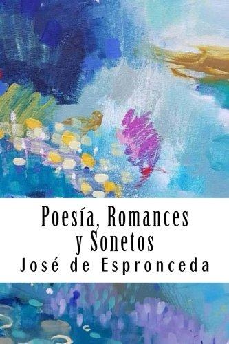 Poesia, Romances y Sonetos  [de Espronceda, Jose] (Tapa Blanda)