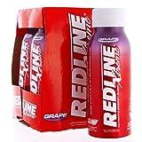 VPX REDLINE Xtreme Energy RTD Beverage, Grape, 8-Ounce Bottl