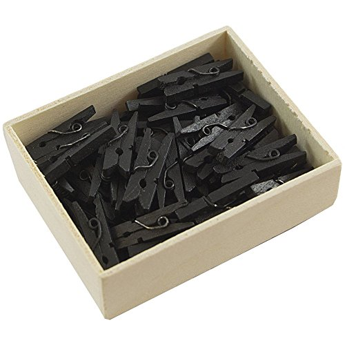 jam-paper-wood-clothing-pin-clips-small-7-8-black-50-box