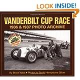 Vanderbilt Cup Race 1936 and 1937 Photo Archive