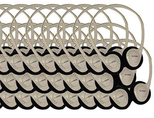 Califone Individual Storage Headphone (30