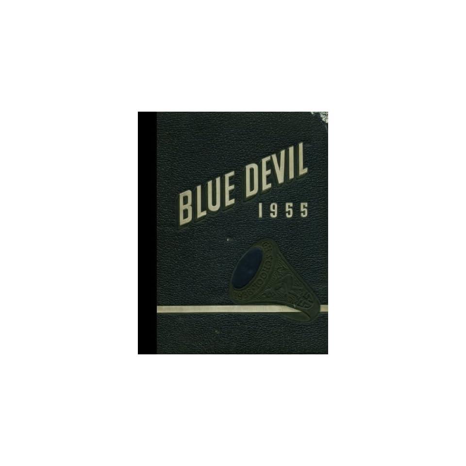 (Reprint) 1955 Yearbook Dreher High School, Columbia, South Carolina