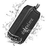 Bluetooth Speakers Outdoor Wireless Portable Speaker,IP67 Waterproof,16-Hour Playtime,Bluetooth 5.0,Clear Stereo Sound, Rich Bass,Perfect for Camping,Beach,Sports,Pool Party,Shower