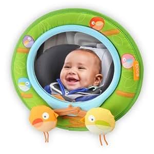 In-Sight Balancín Pals Espejo Auto en el coche de seguridad : Baby