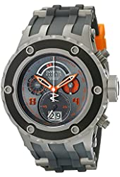 Invicta Men's 16255 Subaqua Stainless Steel Watch with Grey Band