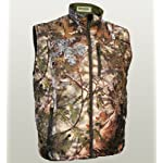 Russell Outdoors Men's Apx L3 Gale Two Layer Soft Shell Vest, King's Camo Mountain Shadow, X-large