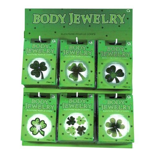 Body Jewelry Asst