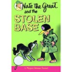 Nate the Great and the Stolen Base (       UNABRIDGED) by Marjorie Weinman Sharmat Narrated by John Lavelle