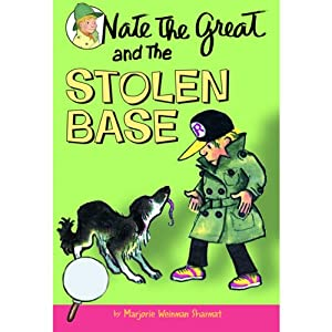 Nate the Great and the Stolen Base | [Marjorie Weinman Sharmat]
