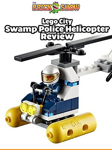 LEGO City Swamp Police Helicopter Review LEGO 30311