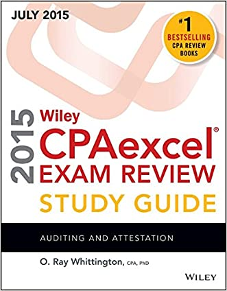 Wiley CPAexcel Exam Review 2015 Study Guide July: Auditing and Attestation (Wiley Cpa Exam Review)