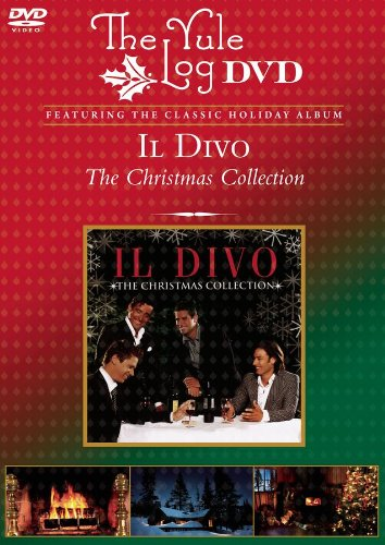 Disco de il divo christmas collection the yule log dvd - Il divo christmas ...