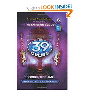 The 39 Clues - Book 8, The Emperor's Code