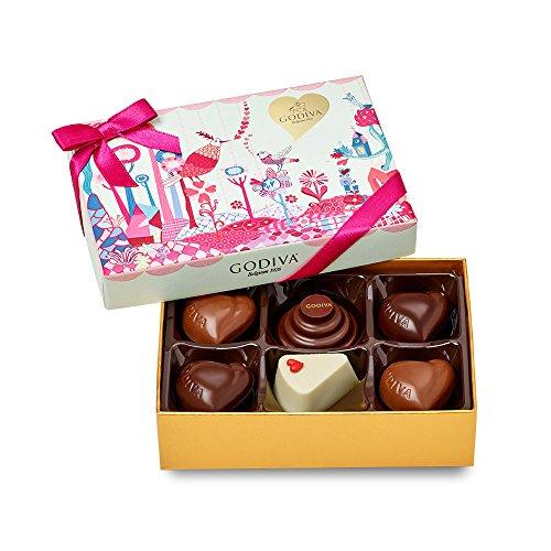 Chocolatier Godiva Gift Box