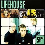 5 Album Set Lifehouse